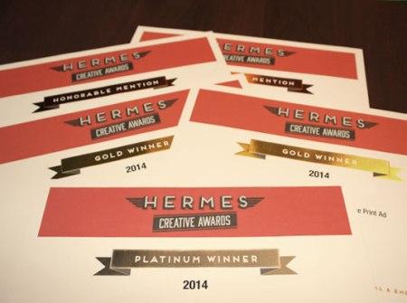 2014 Hermes Awards